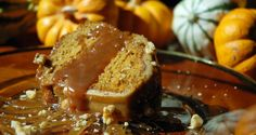Combining some of my favorite fall flavors, pumpkin, maple, apple, caramel, and walnut, this cake is truly an explosion of harvest goodness. Cinnamon, ginger, and nutmeg mingle to help create a per…