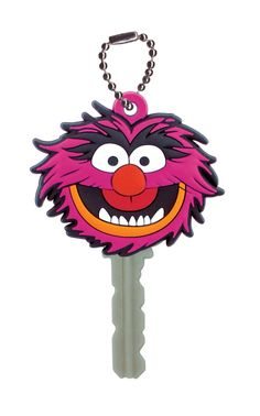 Disney Soft Touch Key Cover Muppets Animal