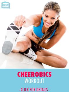 Cheerleading is still popular in schools across the nation. But if you never had the chance to make the squad back in the day, you can still get in on the action with a new workout called Cheerobics.