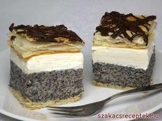 Kitűnő mákos krémes. Az elkészítése egyszerű és gyors és a mákos süteményeket kedvelők biztosan imádni fogják.