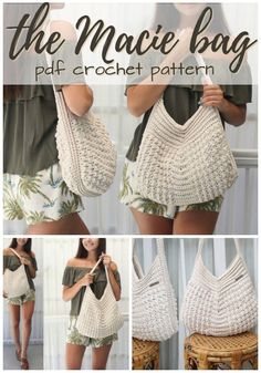 What a great, simple handbag pattern to make, perfect for summer. Love this natural colour for summer! Check out these 10 incredible crochet patterns, perfect to make this summer! Bag Crochet, Crochet Market Bag, Crochet Handbags, Crochet Purses, Crochet Crafts, Crochet Stitches, Yarn Crafts, Crochet Summer, Crochet Bag Free Pattern