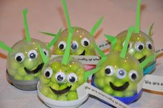 Alien party favor