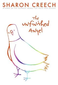 The Unfinished Angel by Sharon Creech https://www.amazon.com/dp/B00394DGH8/ref=cm_sw_r_pi_dp_x_3Krpyb70XAA91