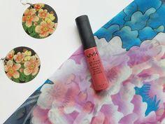 Scottish Skin: NYX Soft Matte Lip Cream - Review