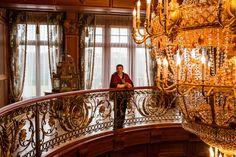 Palace Of Ousted Ukrainian President Yanukovych