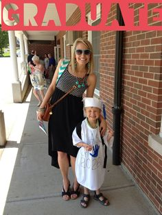 what to wear to kindergarten graduation