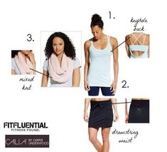 Fitness Fashion Friday with CALIA by Carrie Underwood