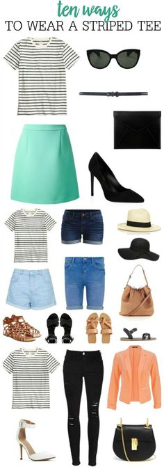 10 Ways to Wear a St