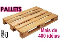 Mais de 400 idéias do uso de PALLETS - Parte 1 | Maio #17 - YouTube