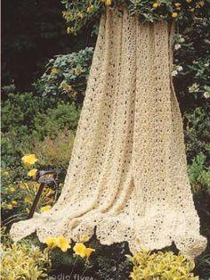 Vintage Lace Afghan II
