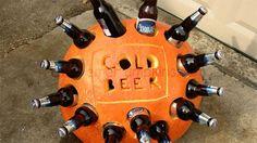 Turn Your Leftover Halloween Pumpkins into Drink Coolers