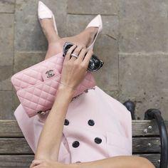 <on Sundays we wear pink>   @liketoknow.it www.liketk.it/1MrXW #liketkit #pink #chanel #nyc