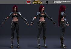 ArtStation - League of Legends Blur Trailers, nicolas collings