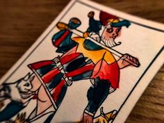 As many people, as many opinions. But a fool is still a fool. What do you say about the Fool when you see him in your cards?