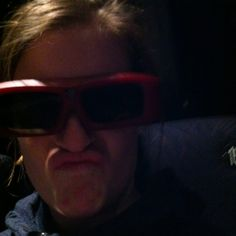 Me with 3Dglasses!