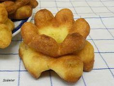 Szánter blogja.: Így sütök rózsafánkot. Kitchens