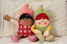 Super Cuddly Softies - Again!