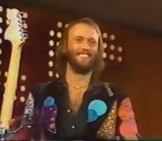 Maurice Gibb/The BEE GEES ...just love this guy......