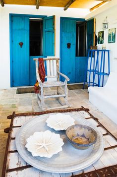 Artistic Odyssey: Gorgeous Villa Madonna on the Island of Ponza