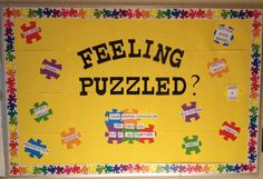 Middle School Counselor Bulletin Board