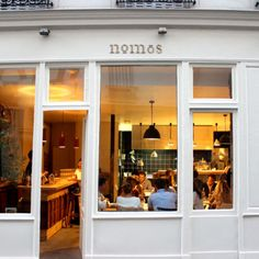 *à tester* - NOMOS - cuisine semi-gastro, associations déstabilisantes mais intelligentes - menu diner 65€ / midi 45€ // 15 rue André de Sarte 75018 Paris // 06.95.84.75.97 // http://nomosrestaurant.com/