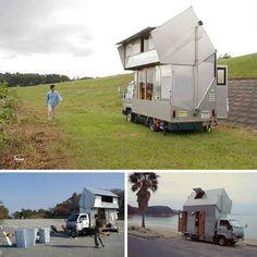 Crazy Campers Transforming DIY 2