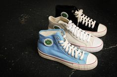 Mark McNairy x PF Flyers Center Hi & Lo