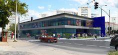 Gdańsk Suchanino nowe centrum handlowe w miejscu Biedronki