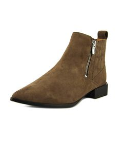 SIGERSON MORRISON | Sigerson Morrison Bambie   Pointed Toe Suede  Bootie #Shoes #Boots & Booties #SIGERSON MORRISON