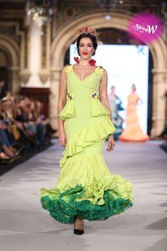 11 mejores imágenes de Rosa Pedroche - We Love Flamenco 2018  db4798b92e4