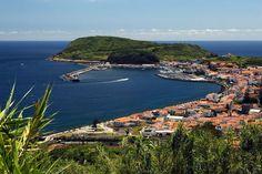 De Azoren: het Atlantische hart