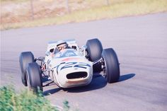 Richie Ginther, Honda RA272, 1965 Dutch Grand Prix, Zandvoort