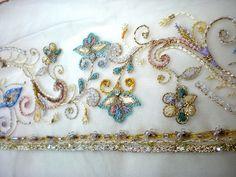 Paul Phillip Evans - Bridal Luneville embroidery | Flickr : partage de photos !