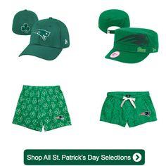 New England Patriots St. Patrick's Day Gear #Patriots  http://www.fansedge.com/New-England-Patriots-St-Patricks-Day-Merchandise-_-2135216557_PG.html?social=pinterest_22713_stpats_patriots