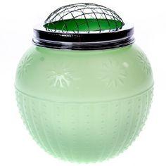 Jadeite Floral Arrangement Vase - Cracker Barrel