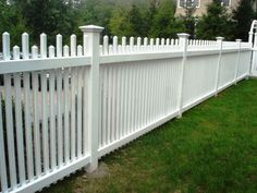 Image result for staggered picket fence