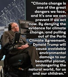 repair steven universe Stephen Hawking calls out Trump for causing irreversible damage on Earth Stephen Hawking has some bad news for the Earth we may be reaching damage beyond repair. In an interview with BBC on Sunday, the famed theoretical. Funny Football Memes, Football Shirts, Funny Memes, Football For Dummies, Stephen Hawking Quotes, Paris Climate, Save Our Oceans, Right To Choose, Good Cigars