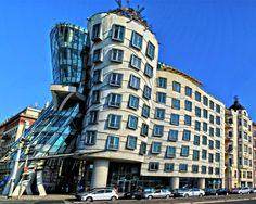 dancing house things to do in prague