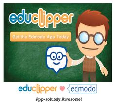 Free Technology for Teachers: Now You Can Add eduClipper to Edmodo