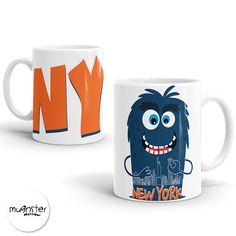 2c3e6c576fc NEW YORK MUG. Creative CoffeeGifts For Your BoyfriendFunny Coffee MugsMug  ...