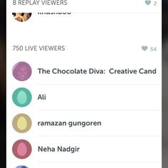 750 views #curious are you one of them ? If so please comment Follow me to get updates on latest Periscopes: https://twitter.com/sureshbabu_