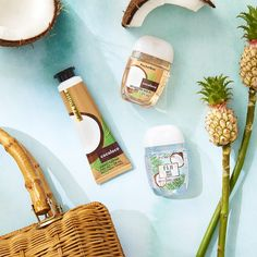 Take a little Coconut love everywhere you go!