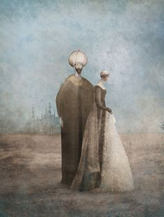 Illustration by Luis Gabriel Pacheco for Count Lucanor
