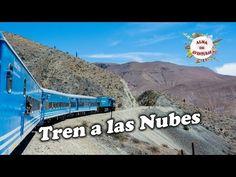 #TrenALasNubes La estación, los zig zag y un viaje alucinante! Capitulo 1 de 3 - YouTube