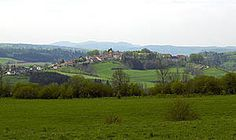 Nozeroy, France