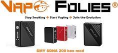 #Boxmod #200w TC #Simeiyue #smy #SDNA200 – 103.23€