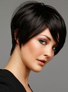 Black Hair Women Short Hairstyle Gallery