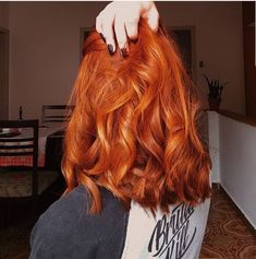 Haare gefickt ZIELE Haarfarbe Haare gefickt ZIELE Haarfarbe Si tu cabello sony ericsson encrespa scam facilidad gym zero sabes qué hacer para evitarlo, estás leyendo e. Dyed Red Hair, Dye My Hair, Ginger Hair Color, Ginger Hair Dyed, Hair Looks, Hair Inspiration, Curly Hair Styles, Hair Cuts, Hair Beauty