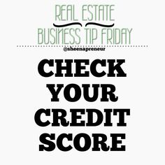 Check your credit reportto determine your ability to finance investment property. Most lenders today require 700 or better scores from borrowers who want to buy investment property. Also make sure that your total debt-to-monthly-income ratio is low. Often it makes sense to pay down outstanding credit card debt or car loans in order to improve your debt ratios. Youre entitled to one free credit report per year from the three major credit bureaus (Trans Union Equifax and Experian) but theyll…