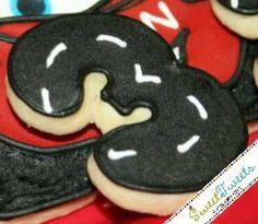 road cookies